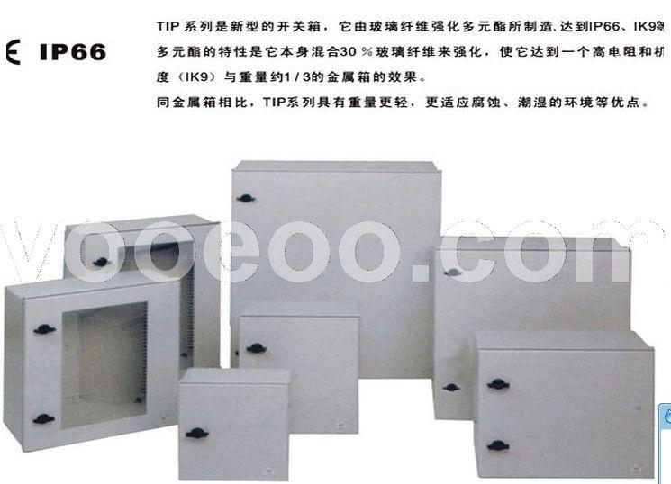 供应玻璃纤维密封箱  青岛信瑞亚一级代理TIBOX