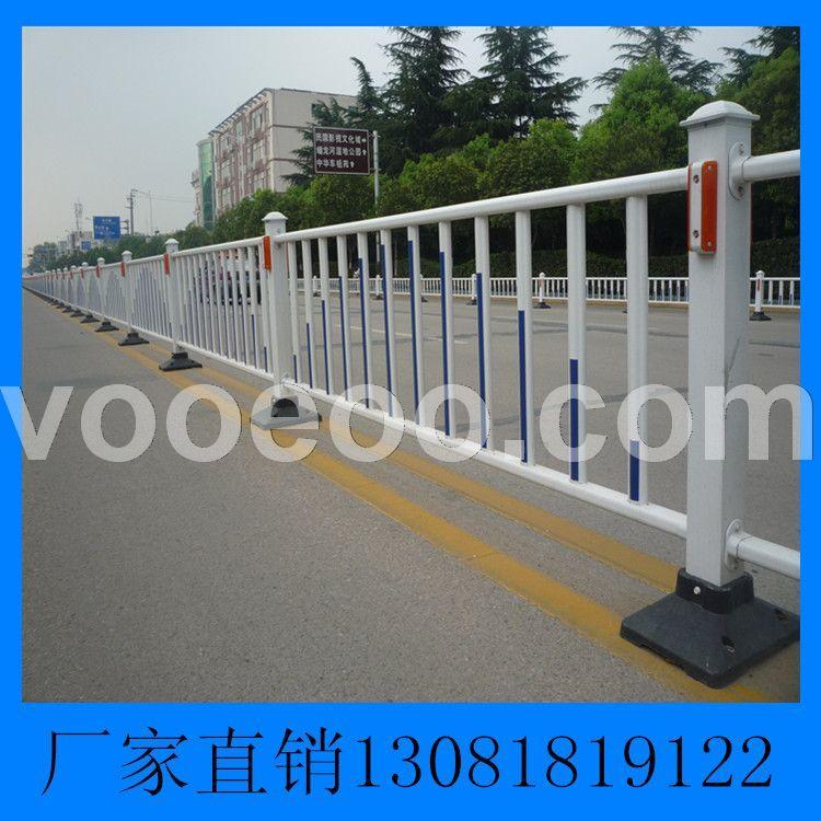 车道路边护栏 行人道路安全护栏