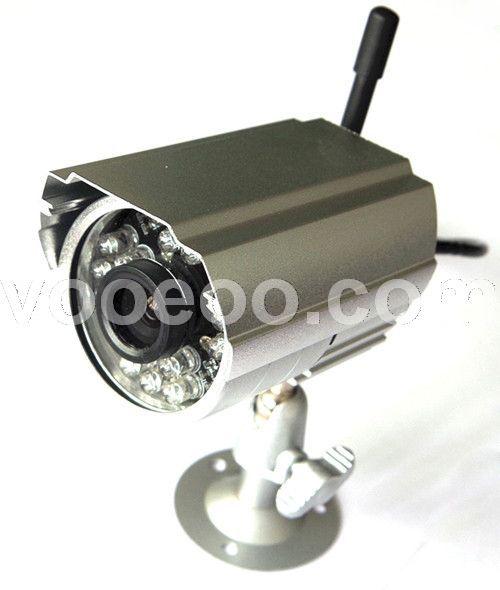 GPRS无线拍照远程监控