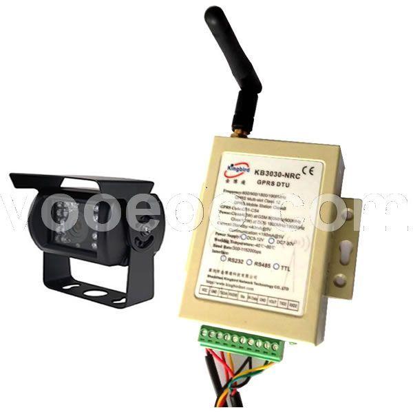 GPRS无线拍照 智能电网