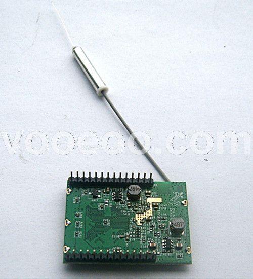 WIFI(串口-以太网-无线网)模块